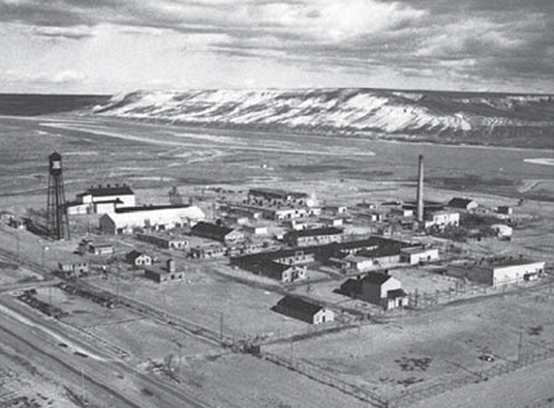 Hanford 300 Area, 1944