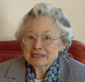 Manhattan Project veteran Anne McKusick