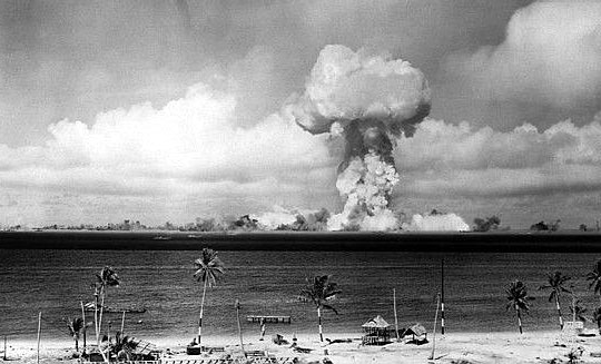 The Able Shot of Operation Crossroads
