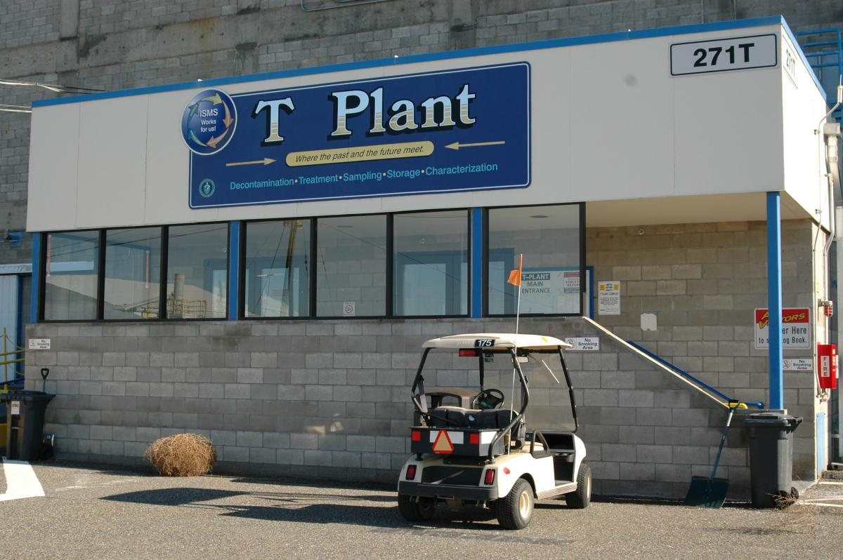 The T Plant