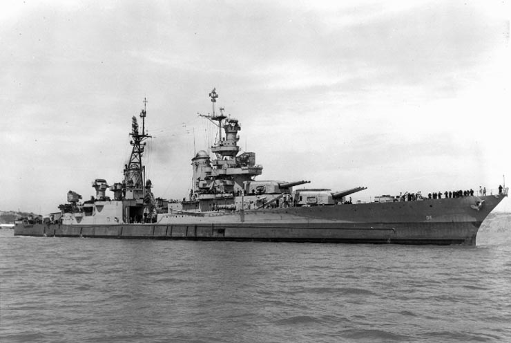 The USS Indianapolis