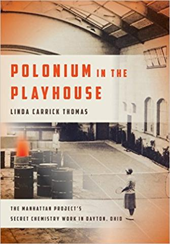 """Cover of """"Polonium in the Playhouse."""""""