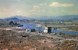 Hiroshima in March 1946