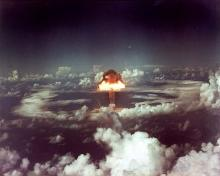 Ivy King Shot nuclear test