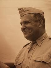 Brigadier General Leslie Groves.