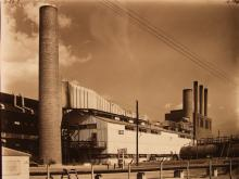 S-50 steam plant.