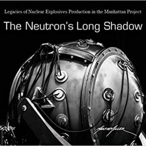 """Cover of """"The Neutron's Long Shadow."""""""