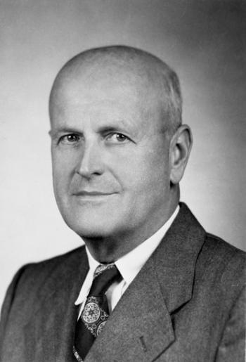 Ross Gunn, courtesy of the Naval Research Laboratory